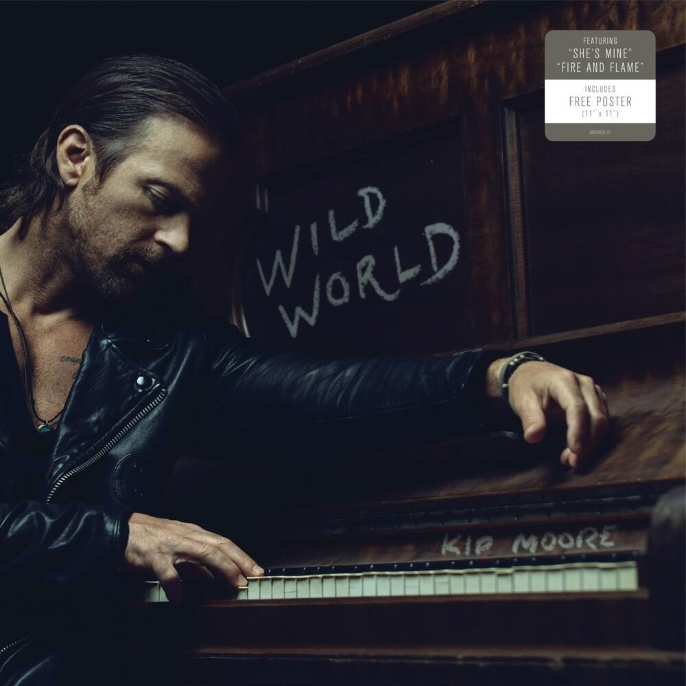 Kip Moore - Wild World [2LP]