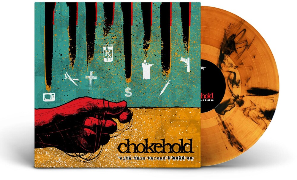Chokehold - With This Thread I Hold On [LP]