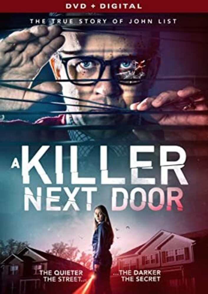 Killer Next Door, a DVD - A Killer Next Door