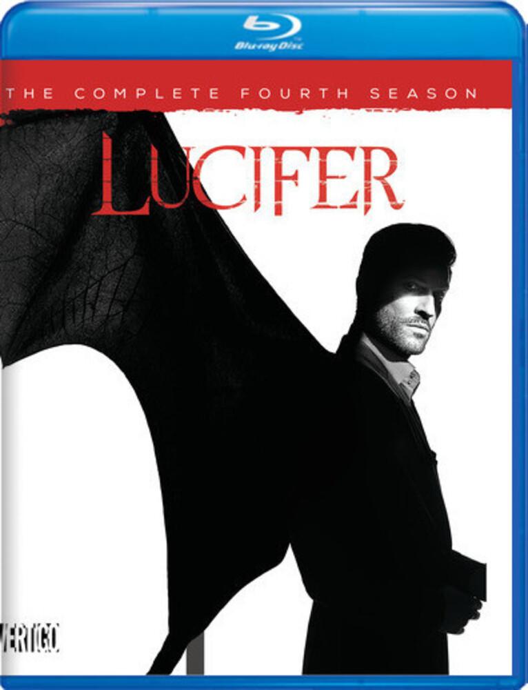 - Lucifer: Complete Fourth Season (3pc) / (Mod Amar)