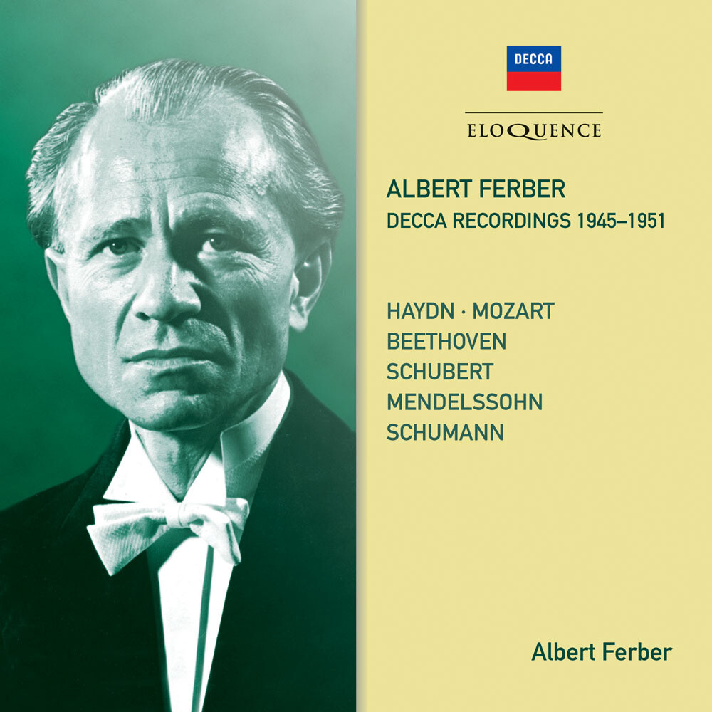Albert Ferber - Albert Ferber: Decca Recordings 1945-1951