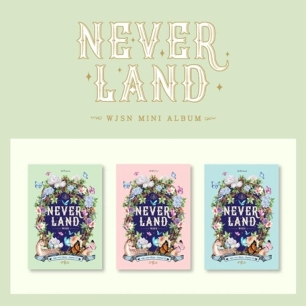 Wjsn Cosmic Girls - Neverland (Asia)