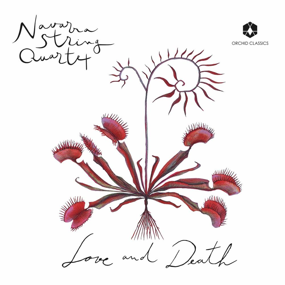 Navarra String Quartet - Love & Death / Various