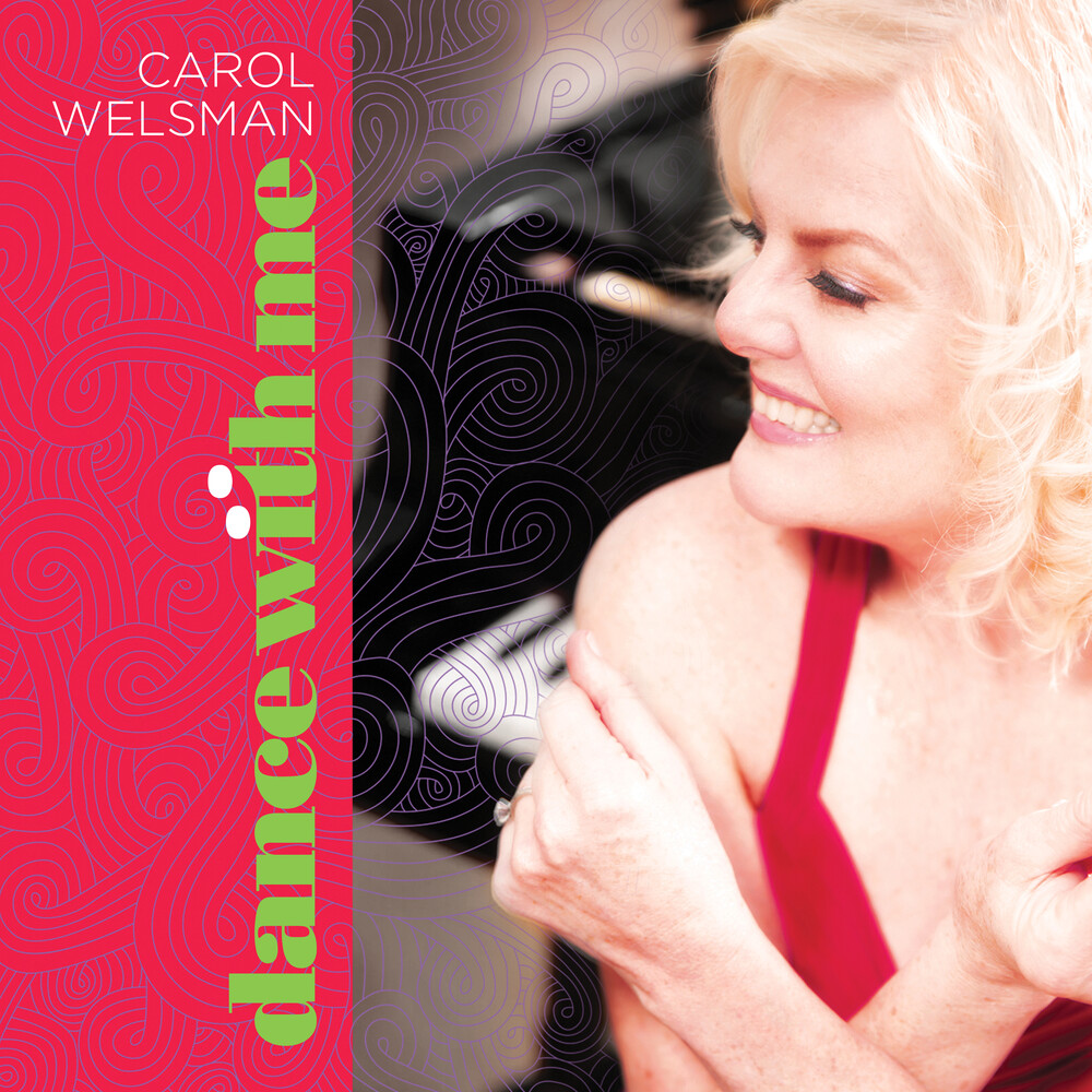 Carol Welsman - Dance With Me [Digipak]