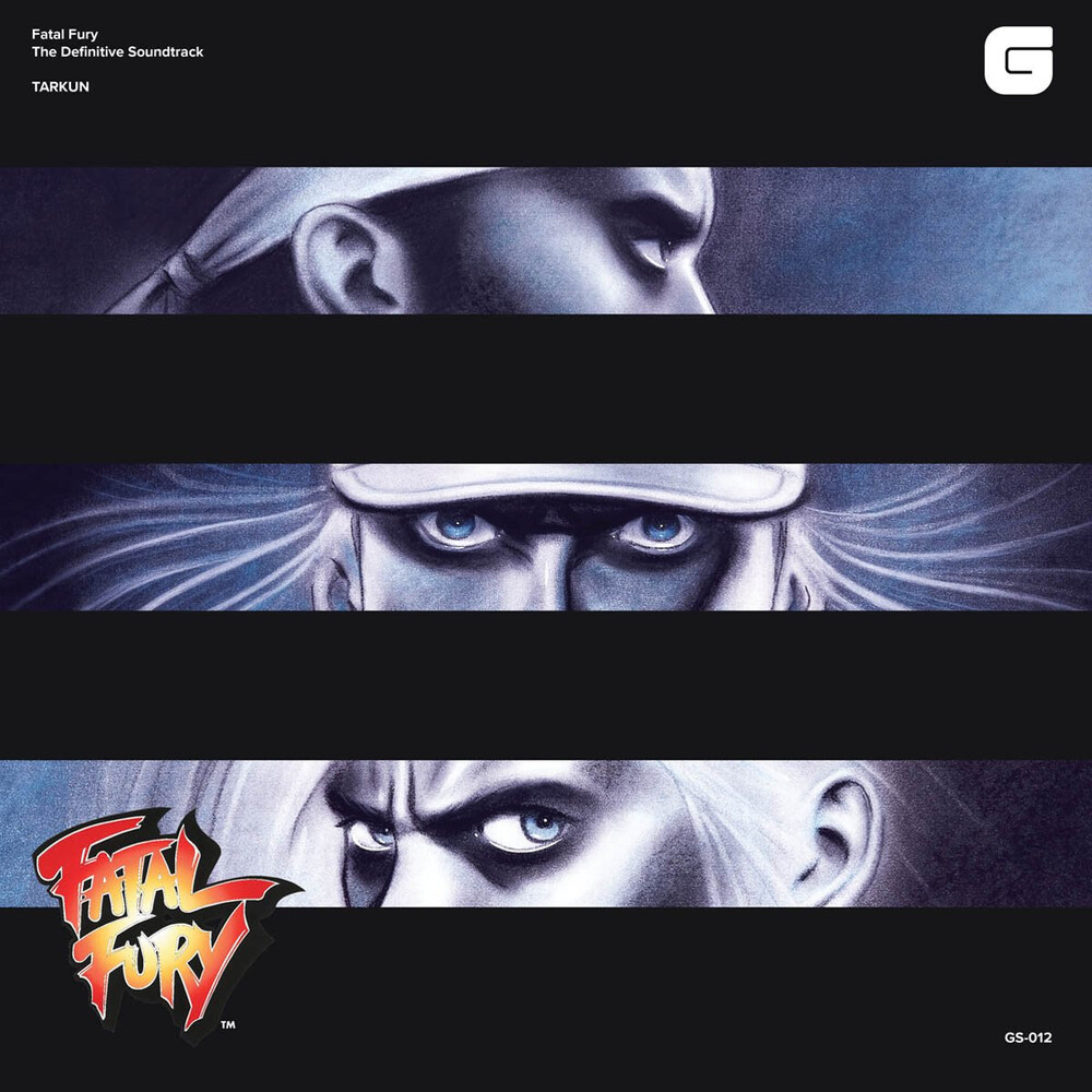 Tarkun - Fatal Fury - The Definitive Soundtrack