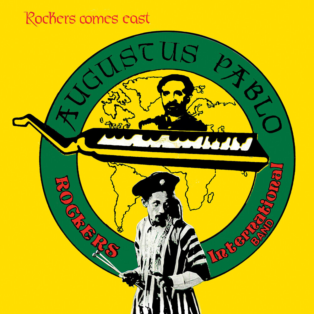 Augustus Pablo - Rockers Come East
