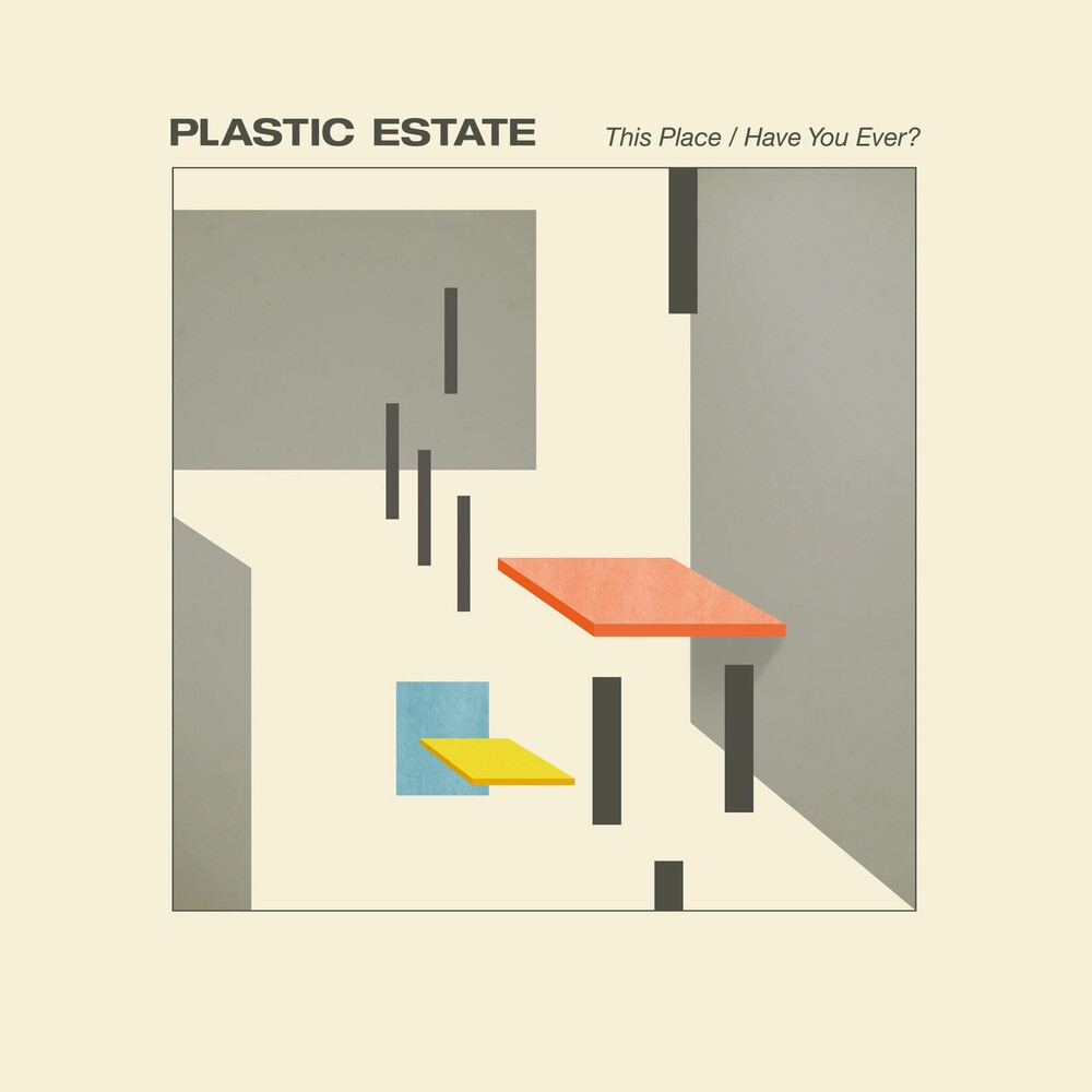Plastic Estate - This Place (Uk)