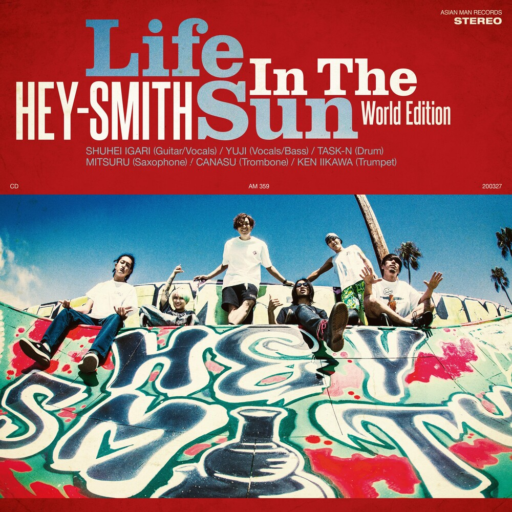 Hey-Smith - Life In The Sun: World Edition