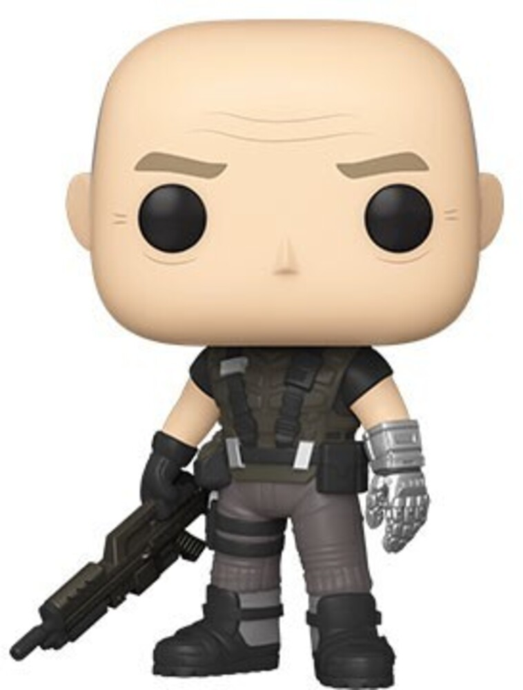 - FUNKO POP! MOVIES: Starship Troopers - Jean Rasczak