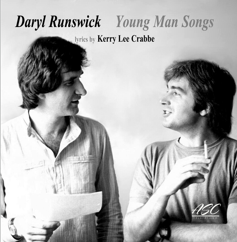 Daryl Runswick - Young Man Songs (Uk)
