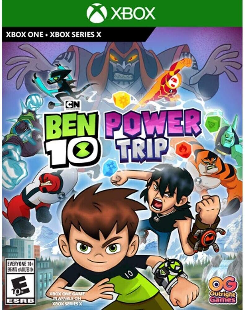 - Xb1 Ben 10 Power Trip