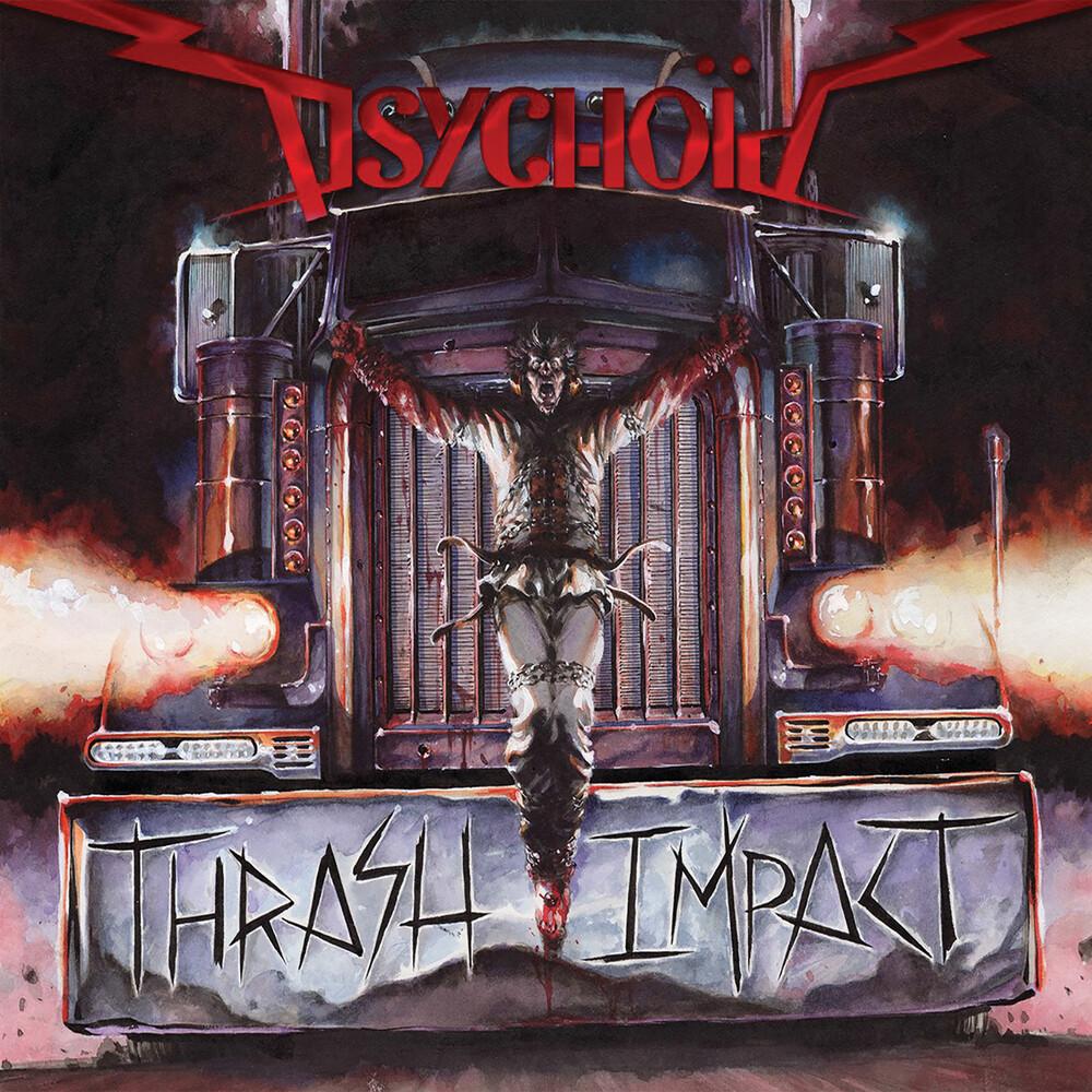 Psychoid - Thrash Impact [Digipak]