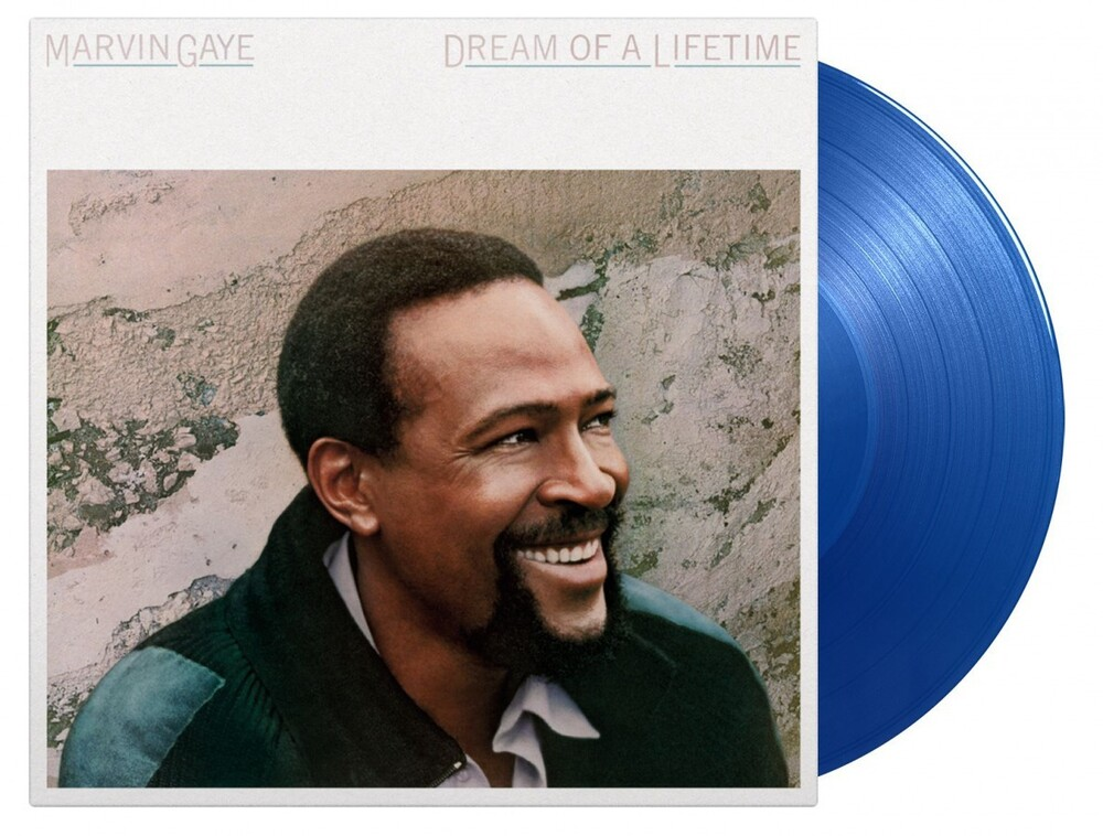 Marvin Gaye - Dream Of A Lifetime (Blue) [Colored Vinyl] [Limited Edition] [180 Gram]