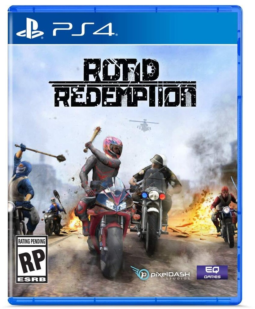 Ps4 Road Redemption - Ps4 Road Redemption
