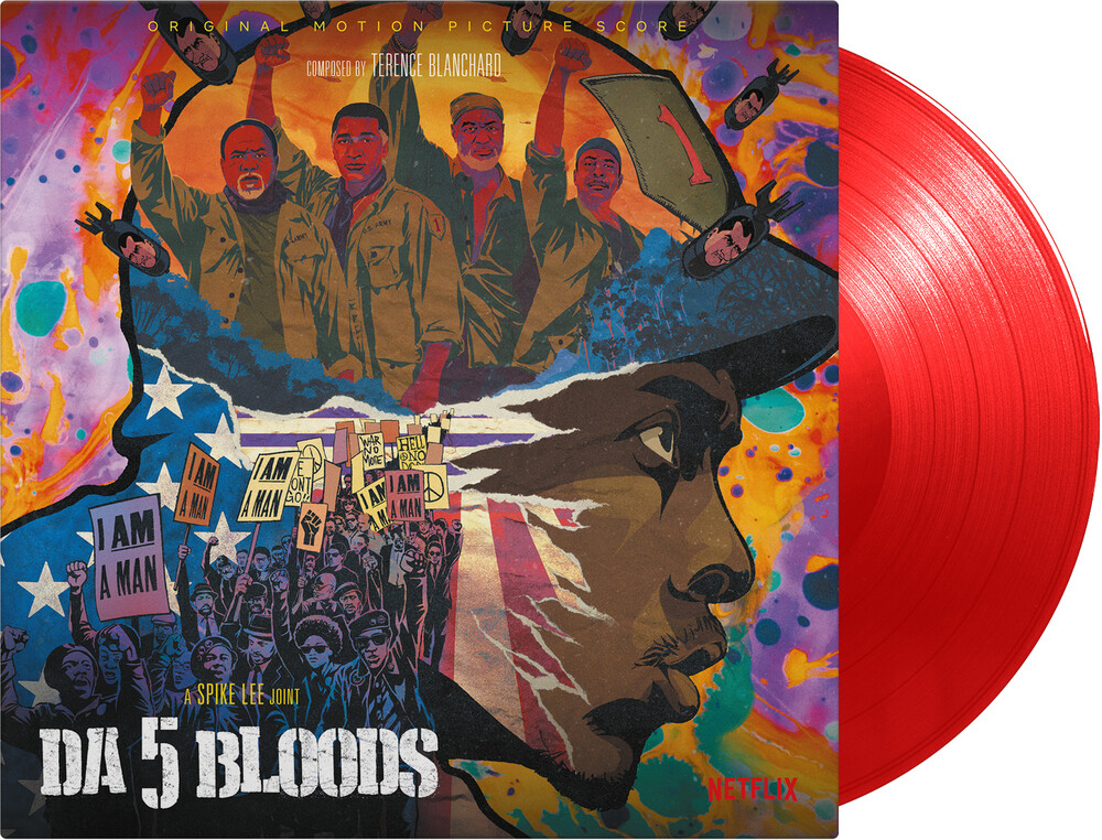 Terence Blanchard Ogv Red - Da 5 Bloods / O.S.T. (Ogv) (Red)