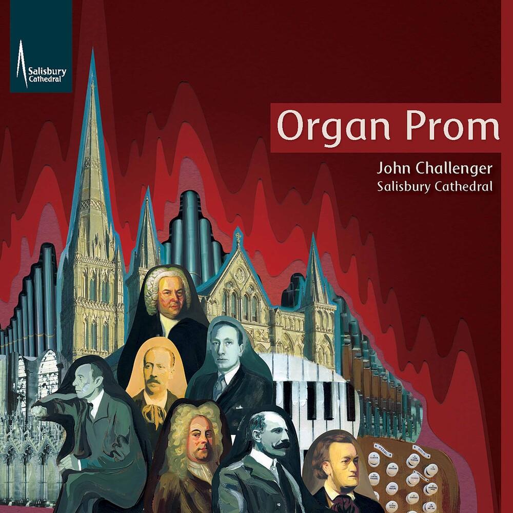 John Challenger - Organ Prom