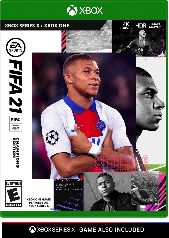 Xb1 FIFA 21 Champions Edition - FIFA 21 - Champion's Edition for Xbox One