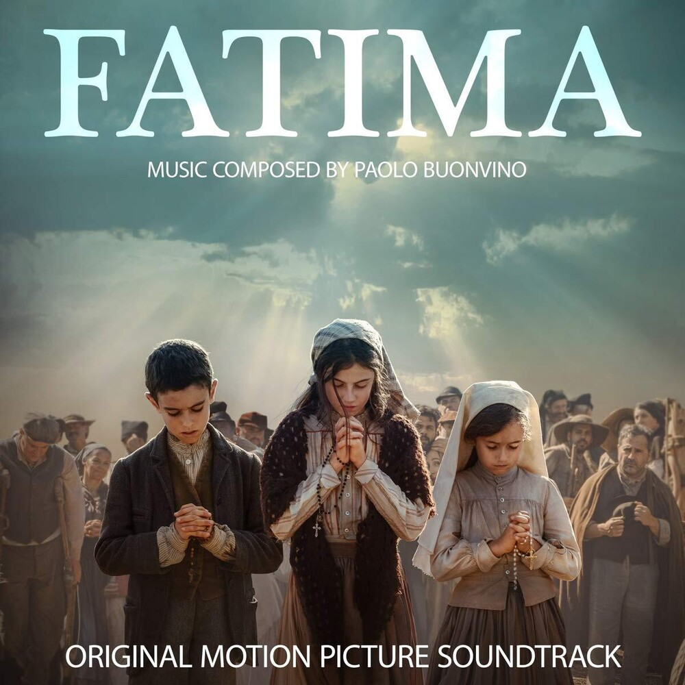 Paolo Buonvino Can - Fatima (Original Motion Picture Soundtrack)