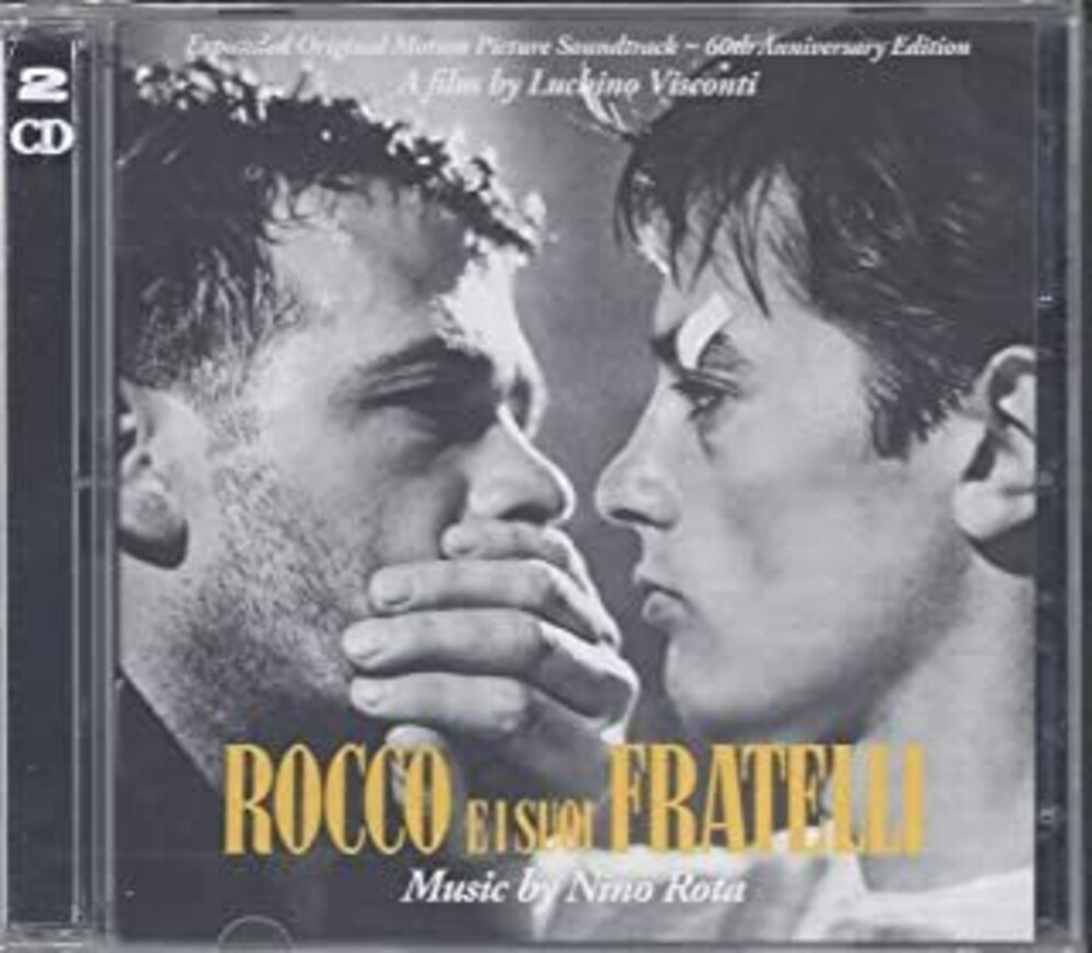 Nino Rota Exp Ita - Rocco E I Suoi Fratelli (Rocco and His Brothers (Original Soundtrack)