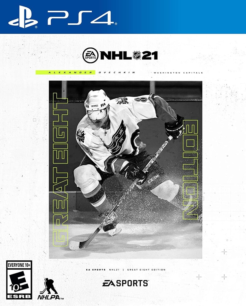 Ps4 NHL 21 Ultimate Edition - NHL 21 Ultimate Edition for PlayStation 4