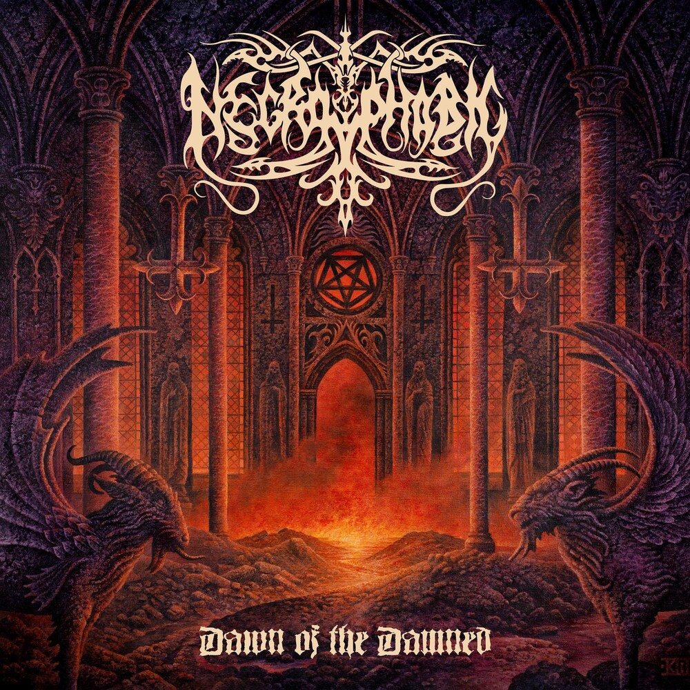 Necrophobic - Dawn Of The Damned [Import]