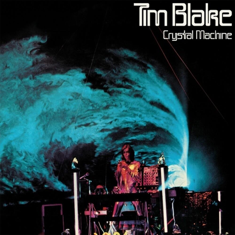 Tim Blake - Crystal Machine (2pk)