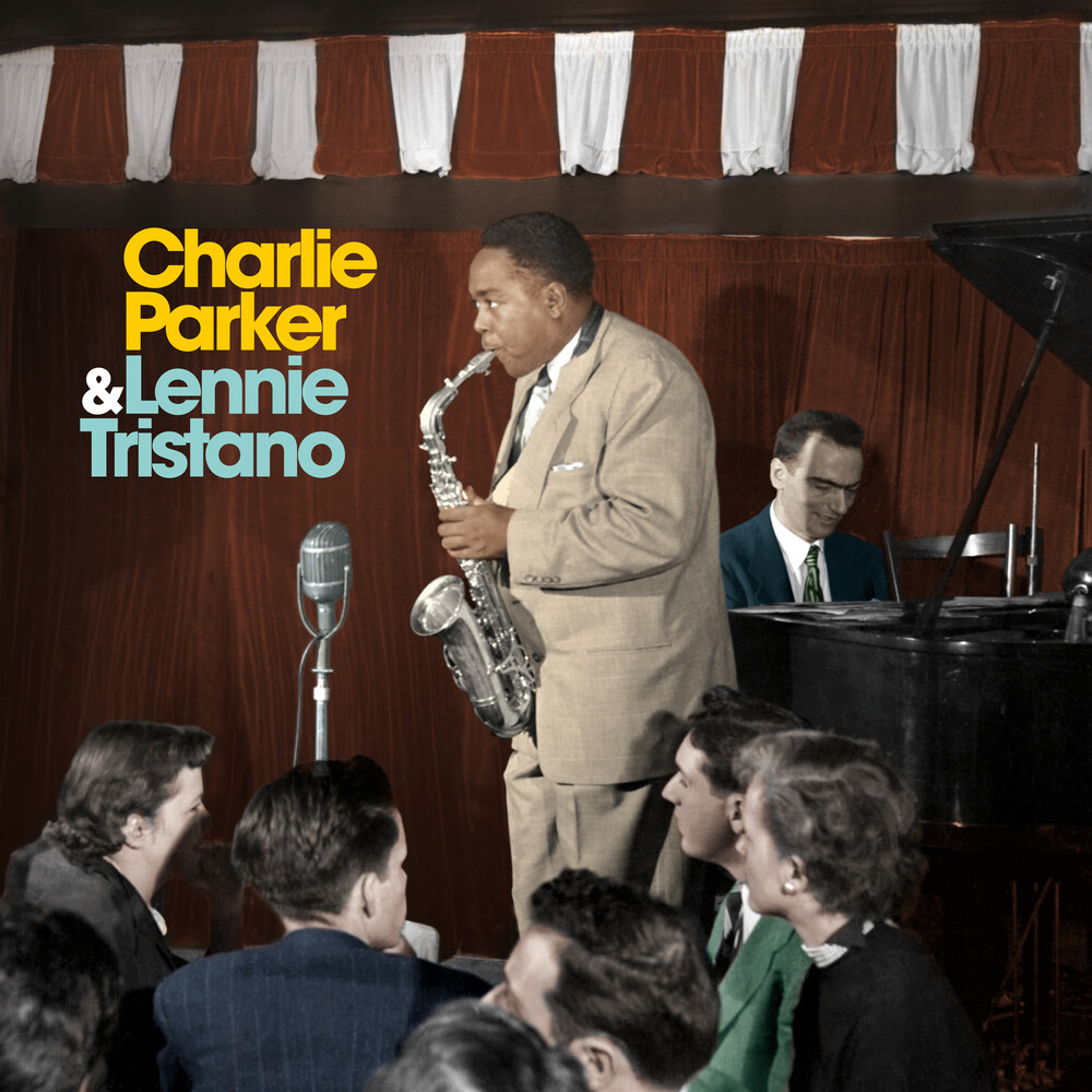 Charlie Parker / Tristano,Lennie - Charlie Parker With Lennie Tristano [180-Gram Blue Colored Vinyl]