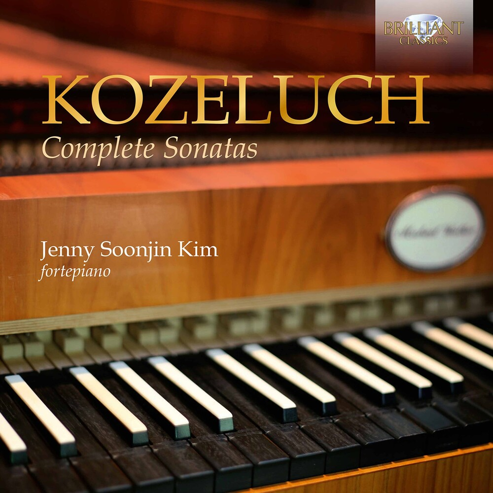 Kozeluch / Kim - Complete Sonatas (Box)