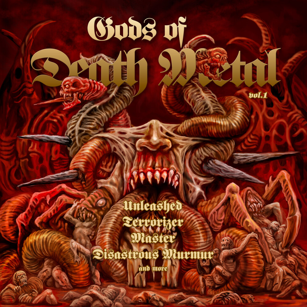 Gods Of Death Metal 1 / Various - Gods Of Death Metal 1 / Various