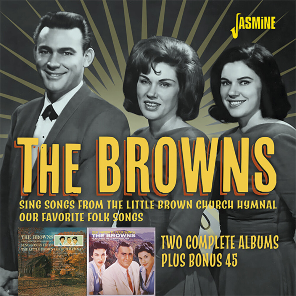 Browns - Two Complete Albums Plus Bonus 45