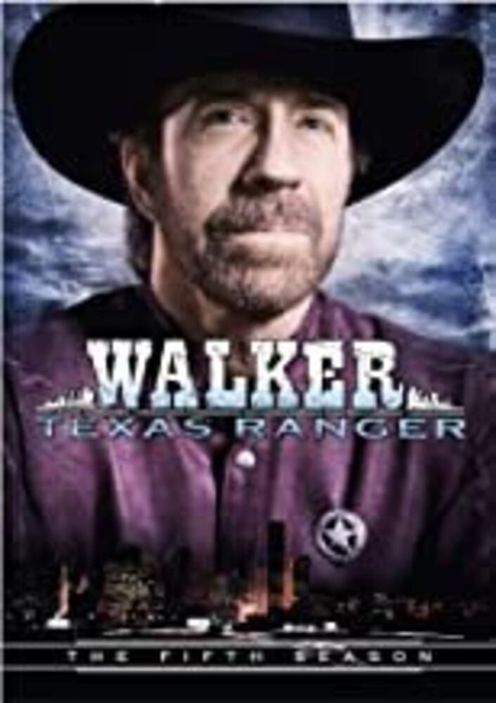 Walker Texas Ranger: Season 5 - Walker, Texas Ranger: The Fifth Season