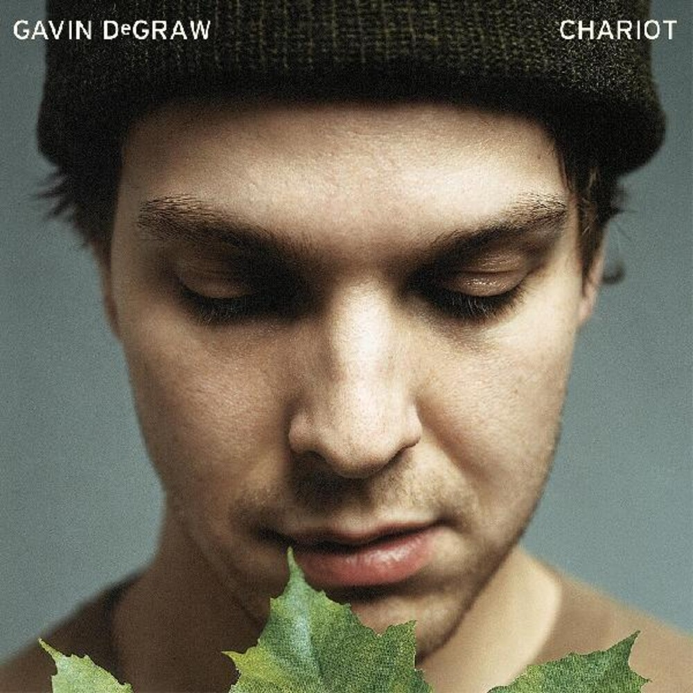 Gavin Degraw - Chariot [Colored Vinyl] [Clear Vinyl] (Grn) [Limited Edition]