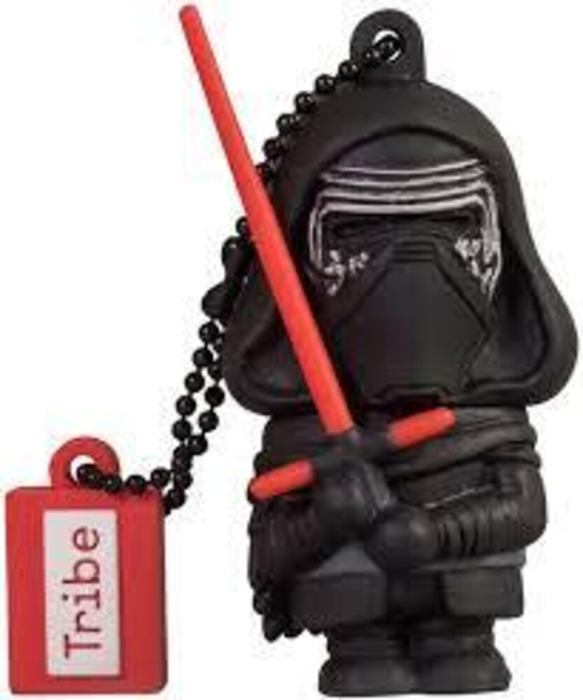 - Tribe Star Wars Kylo Ren NV 32GB USB Flash Drive (Black)