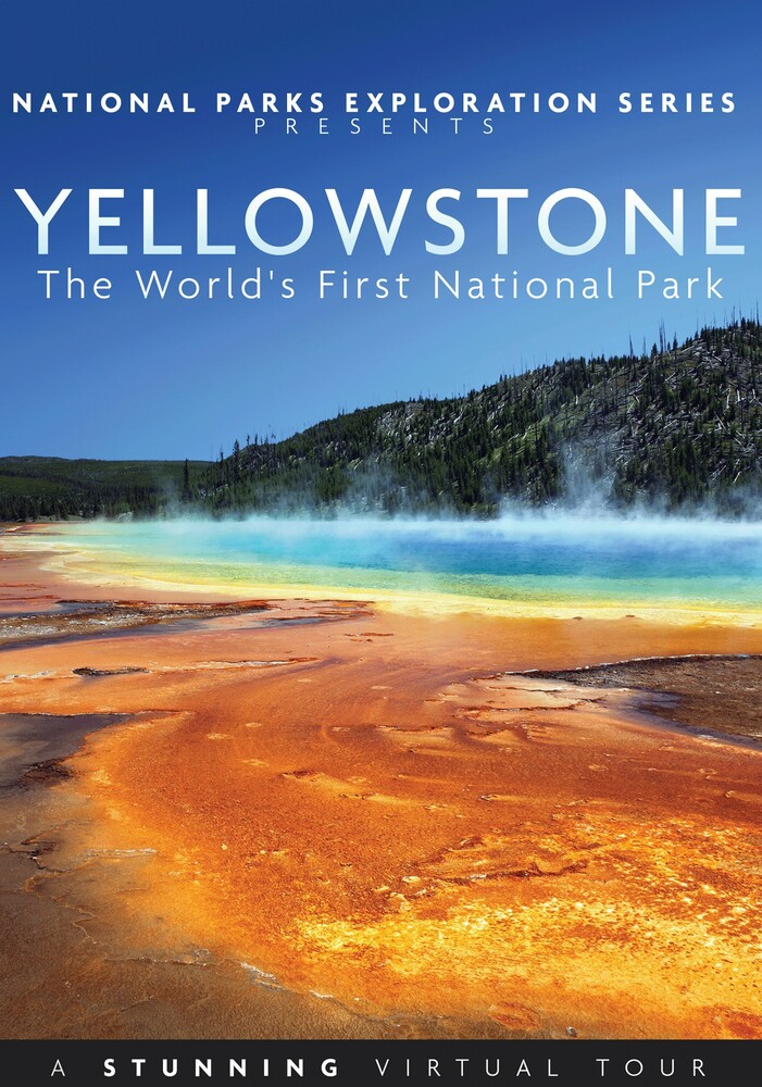 National Parks: Yellowstone - National Parks: Yellowstone / (Mod)
