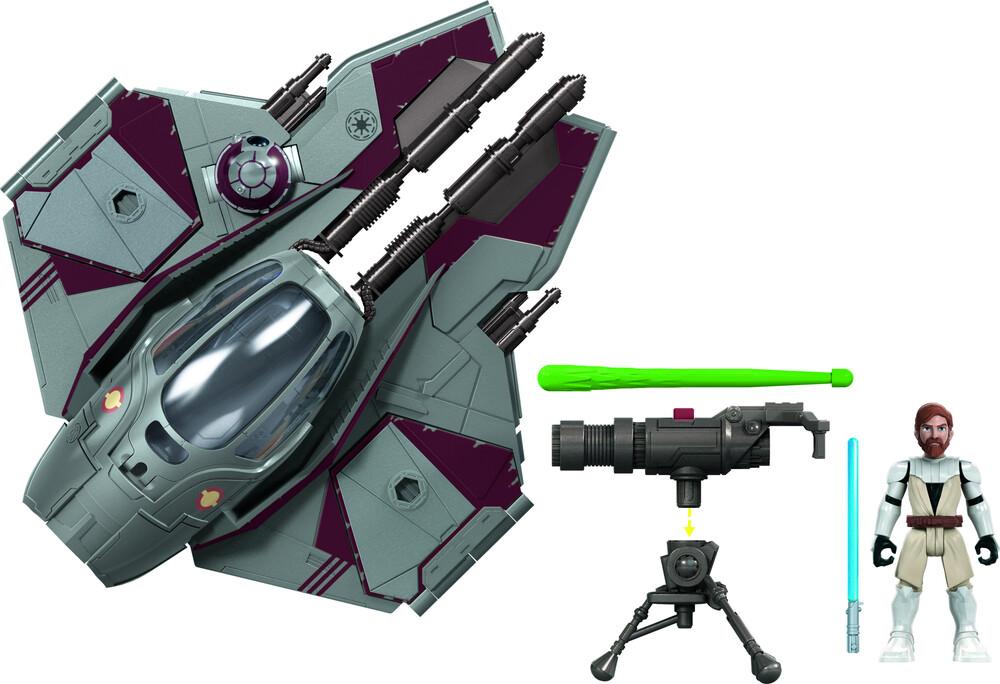 - Sw Mission Fleet Obi Wan Jsf (Afig) (Clcb)