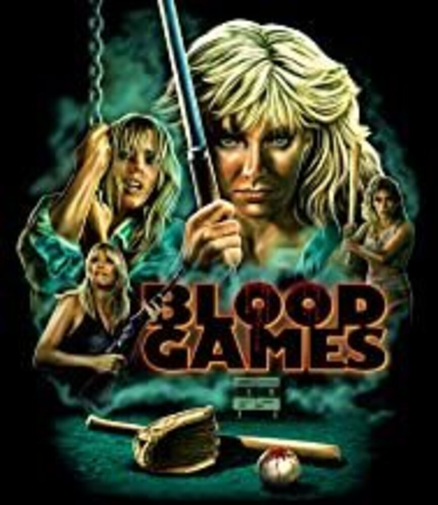 Blood Games - Blood Games / (Ws)