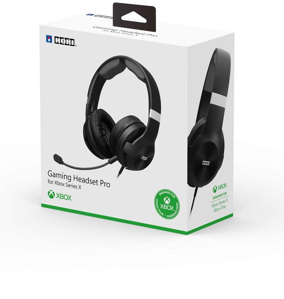 - Xbox Series X S Gaming Headset Pro By HORI