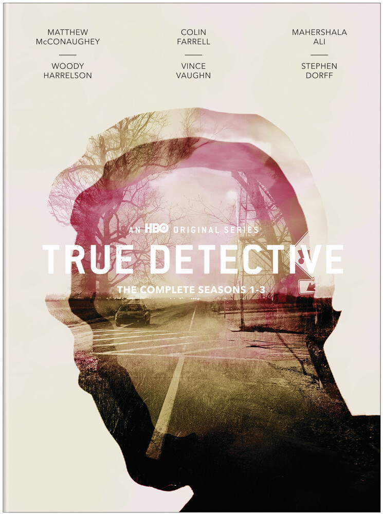True Detective: Complete Seasons 1-3 - True Detective: The Complete Seasons 1-3