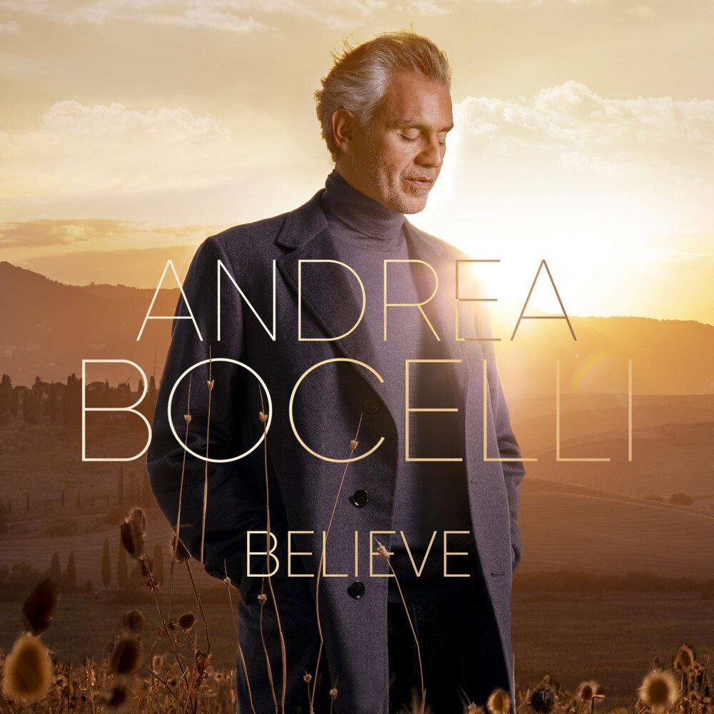 Andrea Bocelli - Believe [Indie Exclusive Limited Edition CD w/ Autographed Booklet]