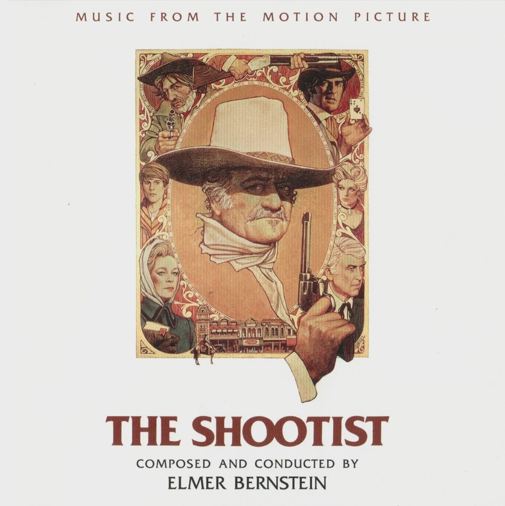 Elmer Bernstein Ita - The Shootist / The Sons of Katie Elder (Original Soundtracks)