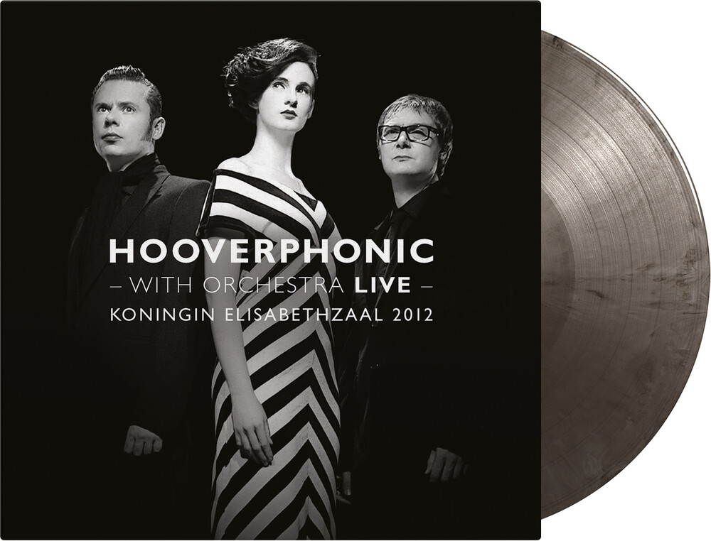 Hooverphonic - With Orchestra Live (Silver Marbled Vinyl)
