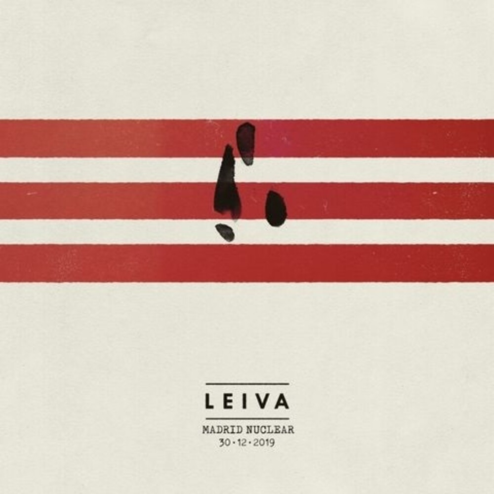 Leiva - Madrid Nuclear (En Directo) (3LPs+7+DVD)