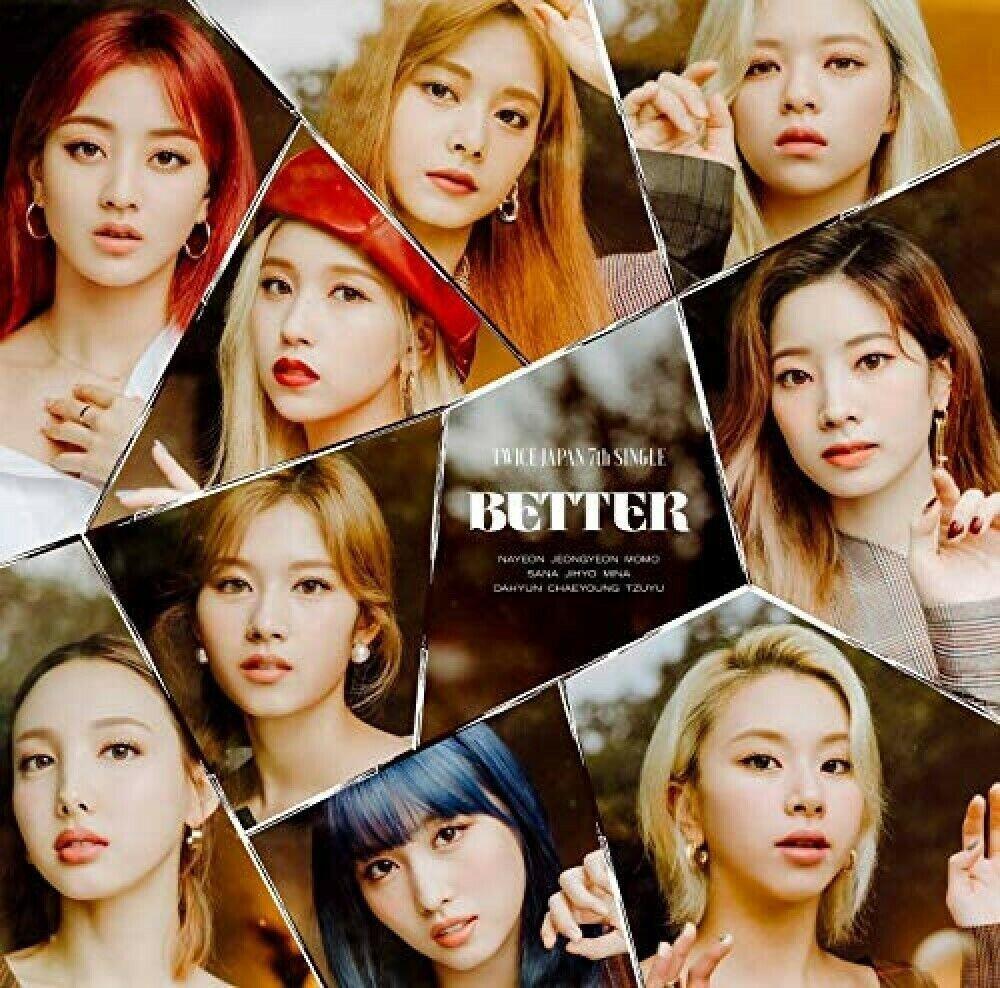 Twice - Better (Jpn)