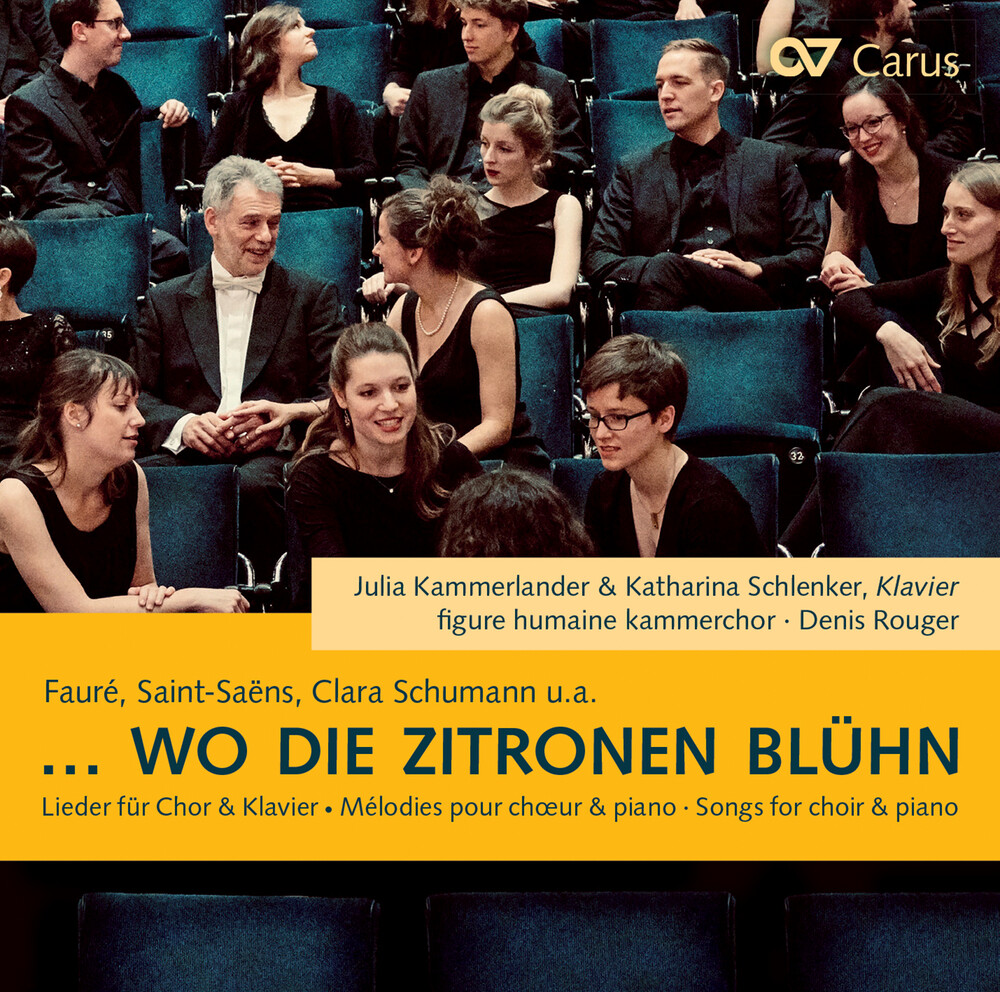 Wo Die Zitronen Bluhn / Various - Wo Die Zitronen Bluhn