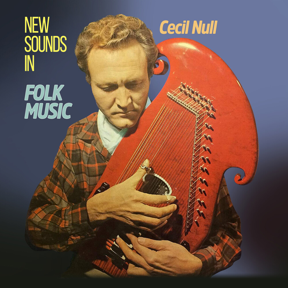 Cecil Null - New Sounds In Folk Music (Mod)