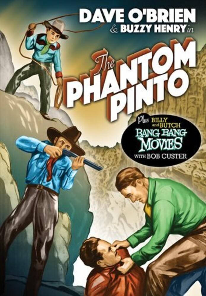 Phantom Pinto - Phantom Pinto