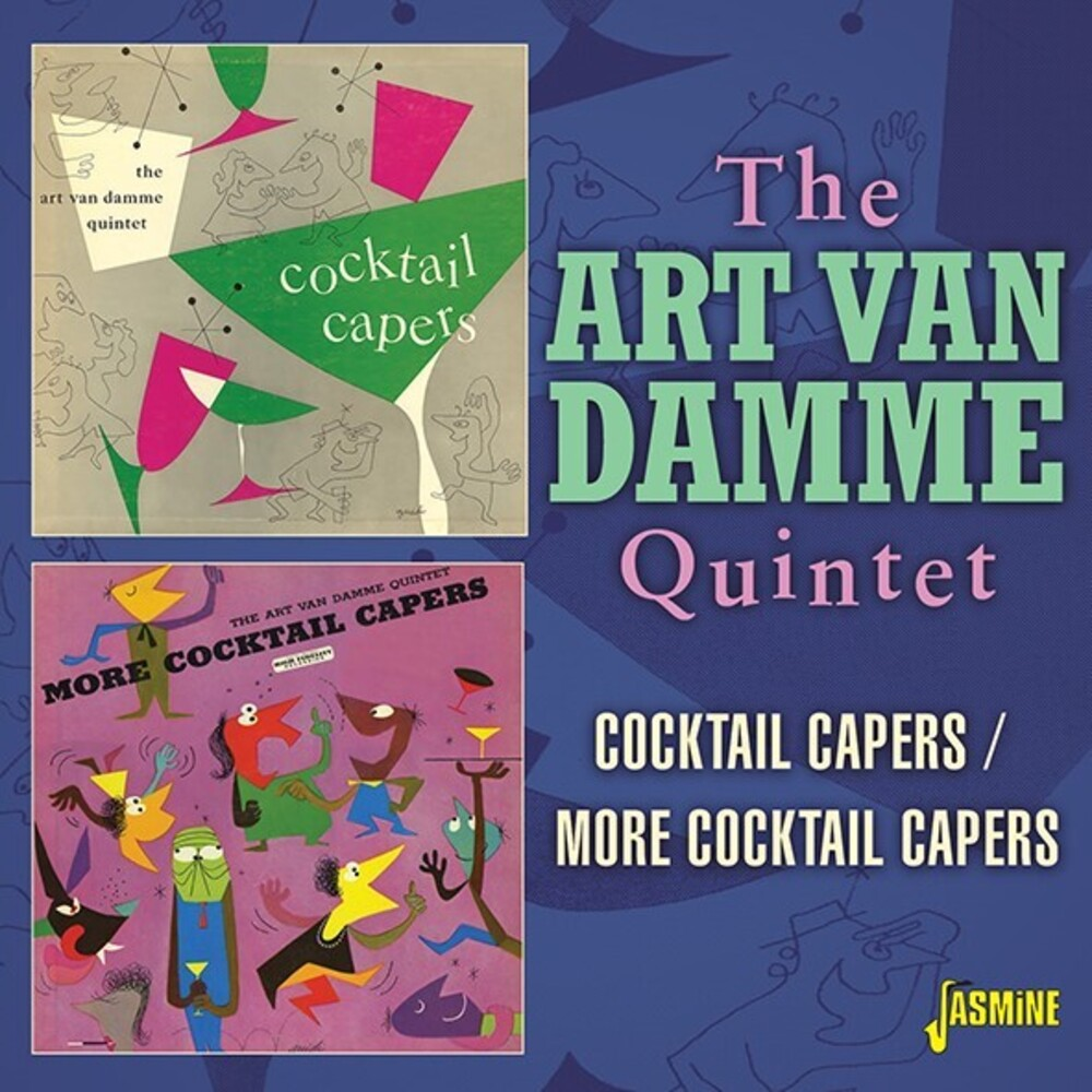 Art Quintet Van Damme - Cocktail Capers / More Cocktail Capers