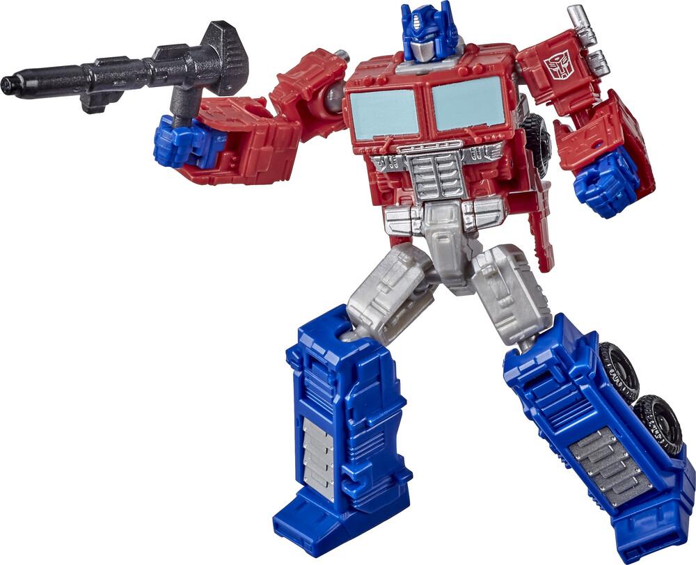 - Tra Gen Wfc K Core Optimus Prime (Afig) (Clcb)