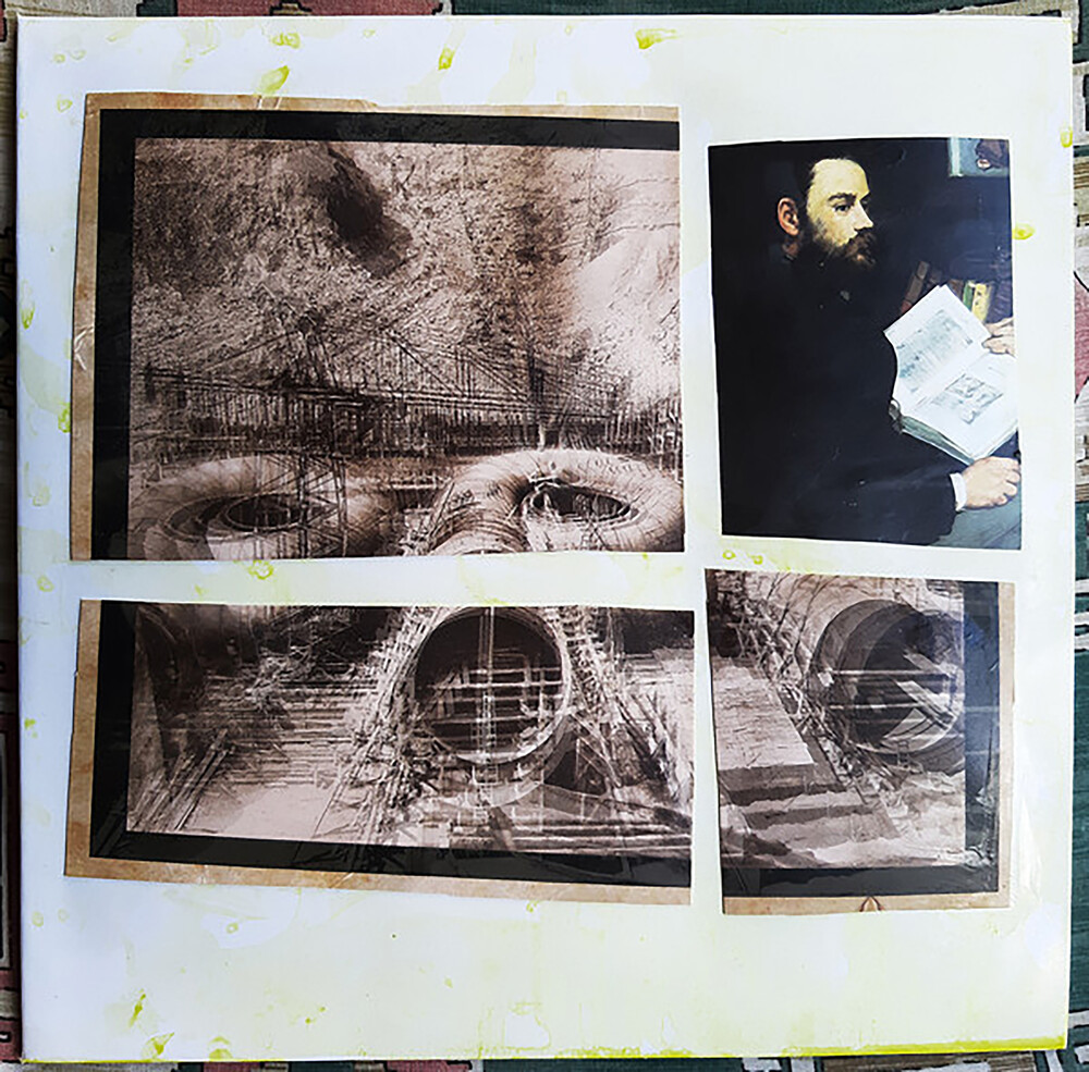 Tactile (Coil) - Borderline [Limited Edition]