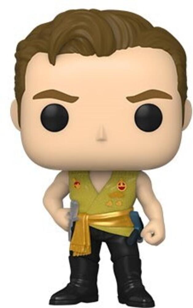 - Star Trek- Kirk (Mirror Mirror Outfit) (Vfig)
